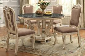 whitewash kitchen table sets