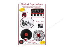 Musical Expressions Pattern -- CreateForLess & Quilt Shop of DeLand Musical Expressions Pattern by Judy Hansen Adamdwight.com