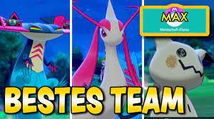 ? Bestes Team in Pokemon Schwert und Schild ? Stärkstes Kampfturm Team  für die Meisterball Klasse ? - YouTube