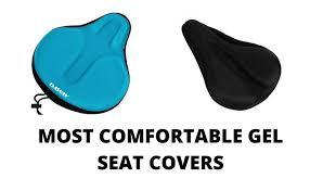 7 best gel bike seat covers review