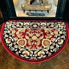 round rug ikea semi circle rugs half round rugs red and black hearth rug not