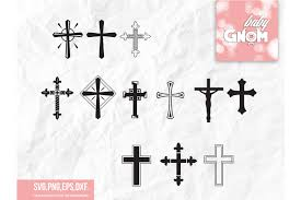 All contents are released under creative commons cc0. Cross Svg Cross Christian Svg Jesus Svg Religious Svg 756473 Illustrations Design Bundles