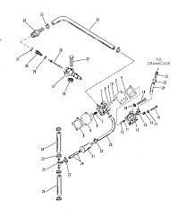 Fuel pump and fuel lines square fuel pump
