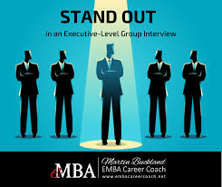 Career Interview Tips Stand Out In An Executive Level Group Interview Tips Emba