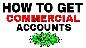 How To Get Commercial Lawn Care Accounts Getting A Commercial Grounds Maintenance Contract