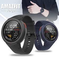 1.3 inch <b>Amazfit Verge Multi-function</b> Touch Screen <b>IP68</b> Waterproof ...