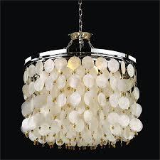capiz shell drum chandelier island paradise 587hd26 24sp 9t