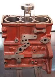 straight three engine