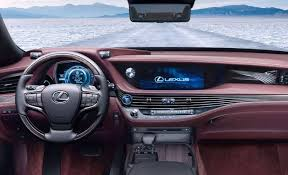 2018 lexus interior. exellent lexus 2018 lexus ls hybrid interior throughout lexus interior