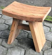 teak asian stool teak stool asia teak shower bench uk