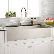 39 atwood stainless steel farmhouse sink kitchen
