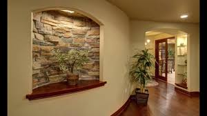 Stylish design ideas for window with a niche - Top 100 Wall Niche Designs -  part 2
