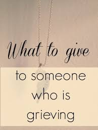 this is a wonderful list if you ever need to give a gift to a pa who has lost a child what to give to someone who is grieving good