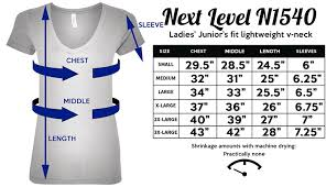 Who Let The Girls Out Wine On Next Level N1540 Ladies Juniors Fit Lightweight Ideal V Black