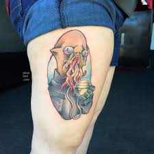 Tattoo Mike Groves