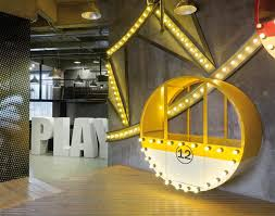 Ogilvy Mather Guangzhou Office A Carnival of Ideas The Cool