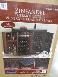 Costco Wine Cooler Cabinet