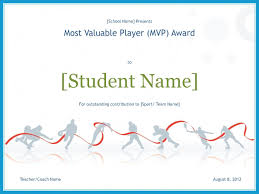 Certificate Template For Outstanding Performance Best Of Sport