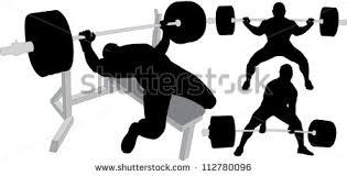以自身體重為基本的目標吧!  健身筆記 FitbijicoSquat And Bench Press