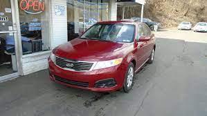 2009 Kia Optima Lx Sirius Spoiler And Alloy Wheels Car Finance Used Cars Latest Cars