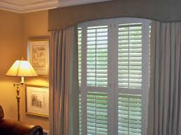 interior picture frame design ideas with 1 inch faux wood blinds