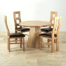 oak dinette table sets round dinette sets oak round dining table chairs natural solid oak set