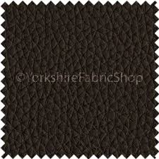 recycled eco genuine leather hides off cuts high premium upholstery fabric brown