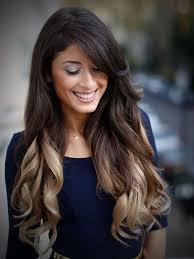Hairstyle Ombre blonde ombre hairstyle ombre hair dark brown to blonde medium 4279 by stevesalt.us