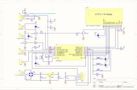 circuit projects the circuit schematic is very simple and involves couple of tricks to control all the devices and sensors portb i o lines are shared between lcd