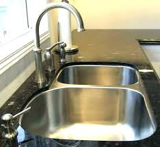 how to replace a kitchen sink faucet replace kitchen sink also fantastic installing kitchen faucet image
