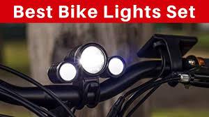 7 Best <b>Bike Light Set</b> Under $50 On Amazon - YouTube