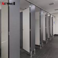 Bathroom Partition New China Amywell HPL Shower Toilet Cubicle Bathroom Divisions Toilet