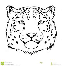 Coloriage Tete De Jaguarl Duilawyerlosangeles
