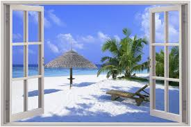 winsome window frame wall art willis mounting faux window window within recent 3d wall art window