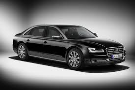 black audi 2015. Delighful Black 2015 Audi A8 L Security With Black
