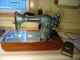 Vintage International Sewing Machine