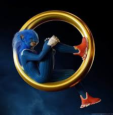 New Design For Sonic New Sonic Design Allegedly Leaks Online And He Looks Bloody