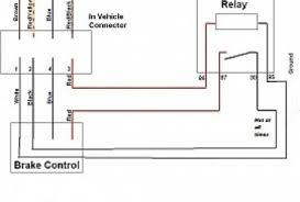 wiring diagram for hayman reese brake controller wirdig brake controller basics prodigy solution page 2 club touareg