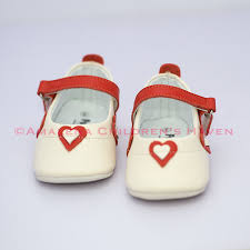 funny brand baby girl leather shoe