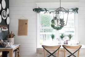 Christmas Kitchen Farmhouse Christmas Kitchen Home Tour Seeking Lavendar Lane