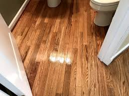 Please Make Sure Your Housekeeper Or House Cleaners Use Products That Will  Not Temporary Clean But Later Leave You With A Destroyed Finish Floor ...