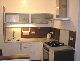 Cream Color Kitchen Cabinets Modular Kitchen Ideas With Cream Brown Colors Wooden Kitchen