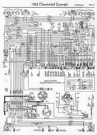 wiring diagram for 1963 chevrolet corvair all models circuit Of Light Switch Wiring Diagram For 1963 Chevy wiring for 1963 chevrolet corvair all models