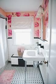 Design Sponge Bathrooms A Colorful Ohio Rental For A Vibrant Family Designsponge
