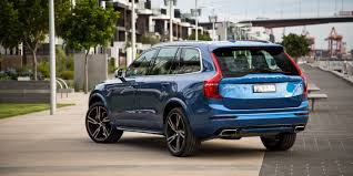 Volvo Xc90 R Design Volvo Xc90 T6 R Design Au Spec 2016 Pr