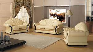 traditional leather living room furniture. Perfect Leather Cleopatra Traditional Leather Sofa Set On Living Room Furniture N