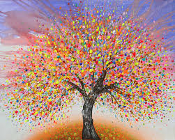 Paint Party Designs Painting Party Tree