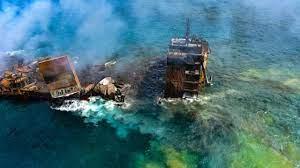 Bildergalerie: Havariertes Containerschiff sinkt vor Sri Lanka - DVZ