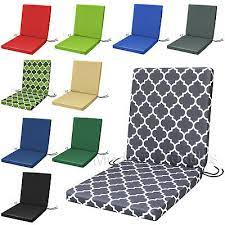 waterproof low back chair cushion seat