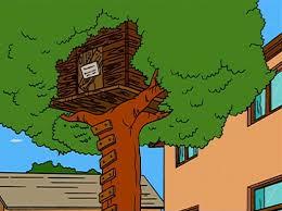 Kuvahaun tulos haulle simpson treehouse